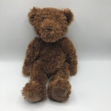 Fao Schwarz 15� Teddy Bear Copper Brown Shaggy