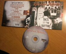 GREAT WHITE - BACK TO THE RHYTHM CD FR 2007