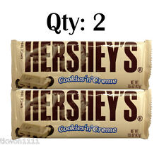 2 x USA Hersheys Cookies and Cream -  Cookies n Creme