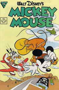 Mickey Mouse (Walt Disney's…) #240 VF; Dell | save on shipping - details inside