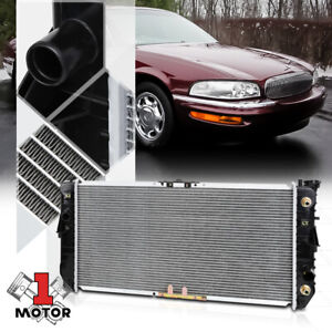 Aluminum Radiator OE Replacement for 97-04 Buick Park Avenue 3.8 AT/MT dpi-1880