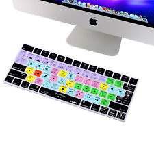 XSKN Final Cut Pro X Shortcuts Keyboard Cover for Apple Magic Keyboard US/EU