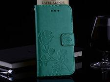 Wallet Flip Leather Rose Case Cover For Xiaomi Mi F1 S2 A2 Lite Redmi 5 6 Note 5