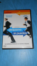 DVD ATRAPAME SI PUEDES (CATCH ME IF YOU CAN) EDICION 2 DVD
