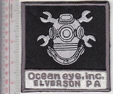 SCUBA Hard Hat Diving Pennsylvania Ocean Eye Inc. Elverson, PA Black
