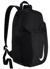 Nike School Bag Academy Team Backpack Rucksack Gym Sports Bags Black