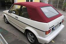 Angebot für Cabrioverdeck Cabriolet Cabriodach VW Golf  1 und 2