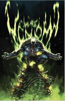 Venom #30 Kael Ngu Green Virgin Variant Ltd NM Preorder 11/18 Rare HTF!