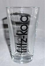 Fritz kola Cola Softdrink Longdrink Glas 0,2l Klar Bar Gastro Kneipe Party NEU
