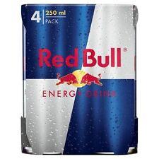 Red Bull alkoholfreie Getränke