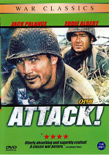 Attack! (1956) New Sealed DVD Jack Palance