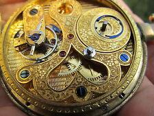 MUSEUM Chinese Qing Dynasty Chinese Duplex Pocket Watch TASCHENUHR 掛表 挂表
