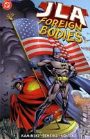 JLA: Foreign Bodies Comic Book 1999 - DC