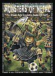 MONSTERS OF METAL VOL 5 ( THE BEST METAL 2 DVD NTSC