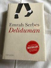 Deliduman Emrah Serbes Buch Deutsch 2015 Türkischer Bestseller Neu Original verp