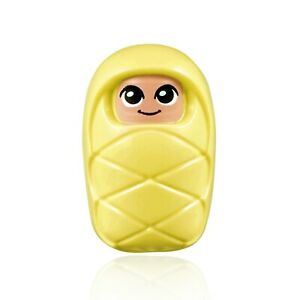 LEGO Friends Elves and City MiniFigure - Baby Sophie (In Blanket)  Very Cute!