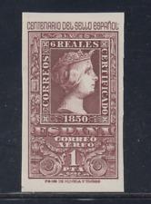 ESPAÑA (1950) MNH NUEVO SIN FIJASELLOS - EDIFIL 1079 (1 pts) CENTENARIO - LOTE 4
