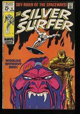 Silver Surfer #6 FN 6.0 Marvel Comics