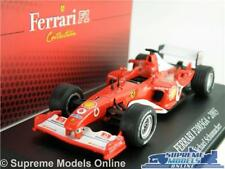 FERRARI F2003GA F1 MODEL CAR 1:43 SCALE IXO ATLAS MICHAEL SCHUMACHER 7174025 K8