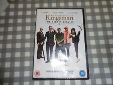 Kingsman: The Secret Service DVD (2015) Samuel L. Jackson, Vaughn (DIR) cert 15