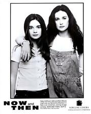 """Gaby Hoffmann, Demi Moore """"Now and Then"""" 1995 Vintage Movie Still"""