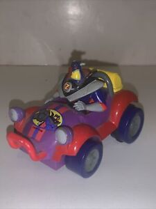 """Toy Story Zurg Pull Back Friction Car Rare 3"""""""