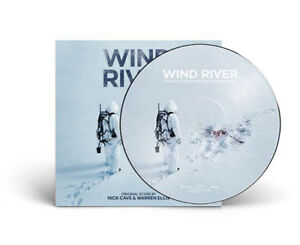 Nick Cave & Warren Ellis - Wind River Score- picture disc vinyl LP *NEW/SEALED*