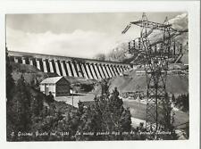 94899 san giacomo di fraele la nuova grande diga con la centrale elettrica