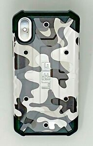 UAG Urban Armor Gear Pathfinder Case for Apple iPhone X iPhone Xs White Camo