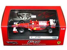 Ferrari F10 F1 2010 F. Massa scale 1:43 Hotwheels NEW in box !!