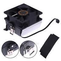 Silent CPU Cooling Fan Heatsink Radiator Cooler for AMD754 940 Athlon64 5200+