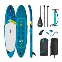 """Aztron TITAN All Around Inflatable SUP Board 11'11"""" incl. Paddle and Leash"""