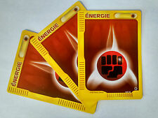 x3 Energie combat FR 160/165 - Expedition Pokémon