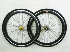 Vitesse 7//21 Noir Racing Road Gear Bike vélos roues ROUES consécutifs 700 C Avant Arrière