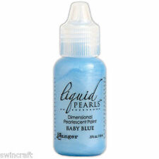 Ranger Liquid Pearls Pearlescent Paint BABY BLUE 18ml