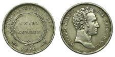 Netherlands Indies - 1/4 Gulden 1840 - Willem I