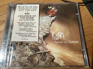 Korn - Follow the Leader (CD 1998) NU-METAL, Jonathan Davies