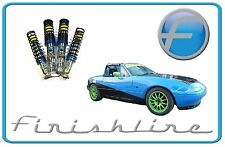 Gaz Gold Pro Adjustable Coilovers - Mazda MX5 MkI - GGP448