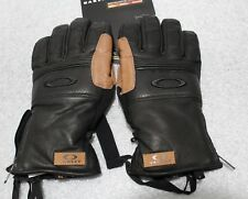 Oakley Silverado GORE-TEX Ski/Snowboarding Winter Gloves Size Medium #94262-01K