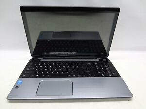 "Toshiba Satellite S50-A 15"" Laptop 1.6GHz i5-4200U 4GB RAM (Grade C No Caddy)"