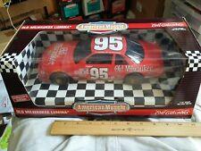 1995 Ertl OLD MILWAUKEE BEER #95 Chevy Lumina 1:18 Diecast Race Car tim richmond