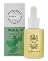 Botanics Organic Nourishing Daily Facial Oil with Rosehip 25ml