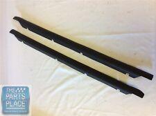 1982-92 GM F Body T-Top Rubber Upper Deflectors - GM NOS # 20297495 / 20297494
