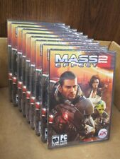 Video Game Pc Wholesale Lot of 10 Mass Effect 2 New Sealed