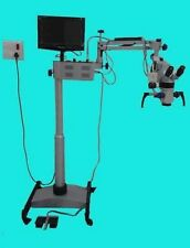 SURGICAL MICROSCOPE FIVE STEP,LCD,CAMERA MOTORIZED
