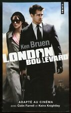 KEN BRUEN: LONDON BOULEVARD. POINTS. 2011.