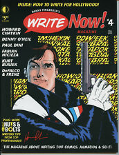 Danny Fingeroth's Write Now! #4 VF