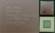 Intel Pentium4 2.4 GHz L2 Cache 512 Bus 533 SOCKET 478 SL6EF TESTATO FUNZIONANTE