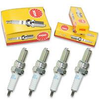 4pcs 01-06 Suzuki GSX-R1000 NGK Standard Spark Plugs 999cc 60ci Kit Set ik