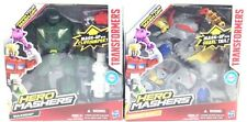 Lot of 2 Hasbro TRANSFORMERS PRIME Hero Mashers Toys DINOBOT SLUG & BULKHEAD New